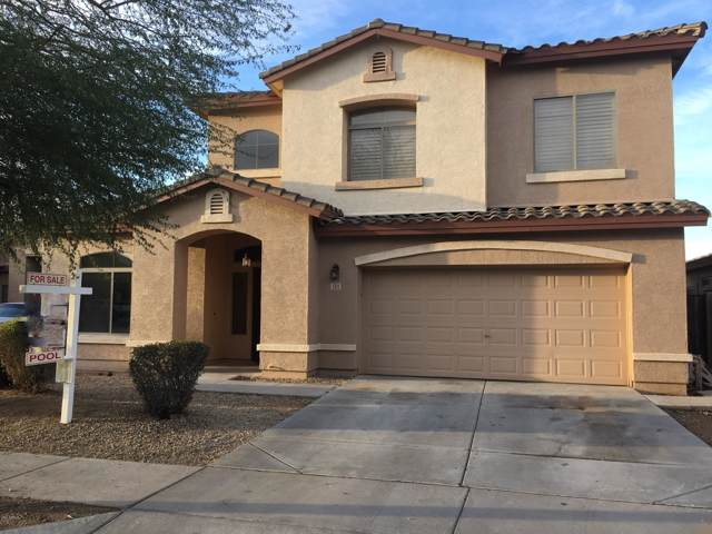 5505 W Pecan Road, Laveen, AZ 85339 (MLS #6010397) :: Brett Tanner Home Selling Team