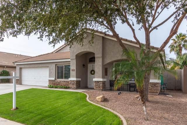 3112 S Joslyn Street, Mesa, AZ 85212 (MLS #6010568) :: Kepple Real Estate Group