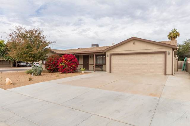 2006 E Frye Road, Chandler, AZ 85225 (MLS #6010800) :: The Kenny Klaus Team