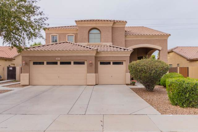 3922 S Eucalyptus Place, Chandler, AZ 85286 (MLS #6010848) :: The Kenny Klaus Team