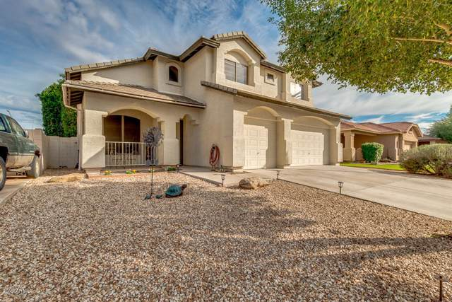 1121 N Joshua Tree Lane, Gilbert, AZ 85234 (MLS #6010951) :: The Kenny Klaus Team