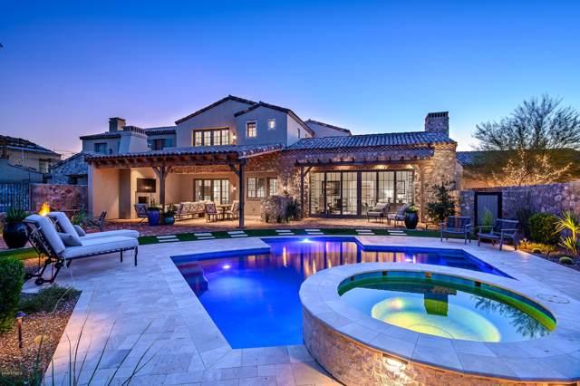 18951 N Silverleaf Drive, Scottsdale, AZ 85255 (MLS #6011006) :: Conway Real Estate
