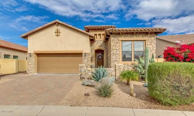 8252 E Jaeger Street, Mesa, AZ 85207 (MLS #6011119) :: The Kenny Klaus Team