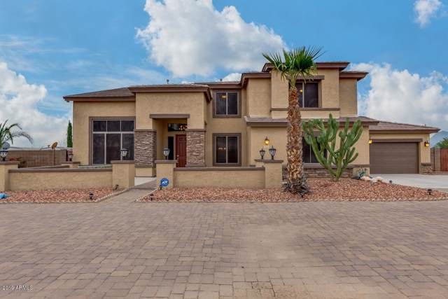 3616 N Mansfield Drive, Litchfield Park, AZ 85340 (MLS #6011242) :: neXGen Real Estate