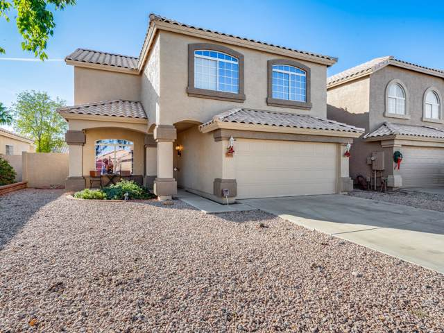 7405 W Emile Zola Avenue, Peoria, AZ 85381 (MLS #6012175) :: The Kenny Klaus Team