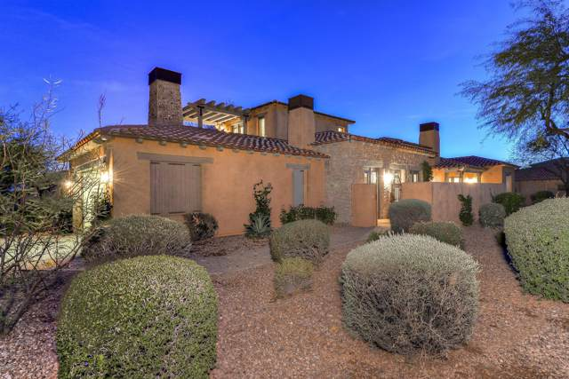 7751 E Golden Eagle Circle, Gold Canyon, AZ 85118 (MLS #6012482) :: Santizo Realty Group