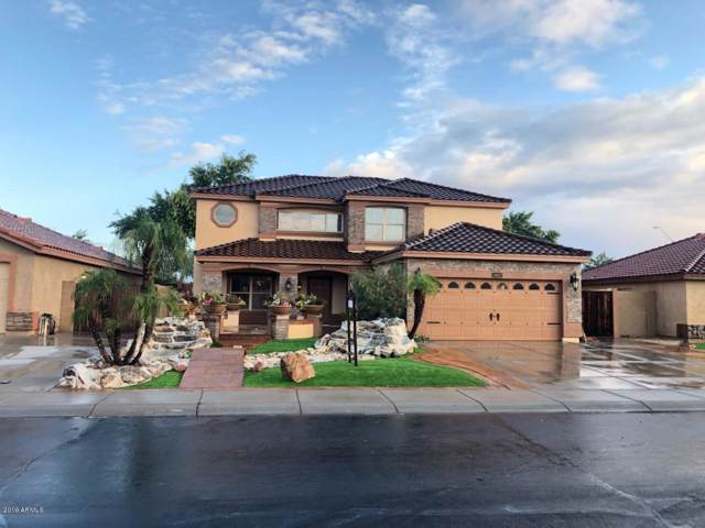 15820 W Caribbean Lane, Surprise, AZ 85379 (MLS #6012487) :: Riddle Realty Group - Keller Williams Arizona Realty