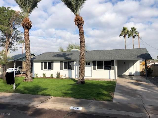 328 E Papago Drive, Tempe, AZ 85281 (MLS #6012511) :: Revelation Real Estate