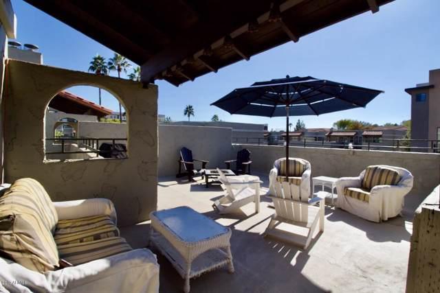 3309 N 70TH Street #207, Scottsdale, AZ 85251 (MLS #6012825) :: Brett Tanner Home Selling Team