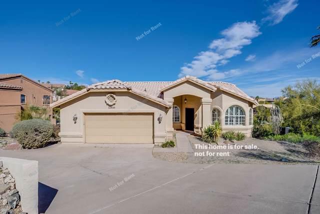 15930 E Jericho Drive, Fountain Hills, AZ 85268 (MLS #6012900) :: Arizona Home Group