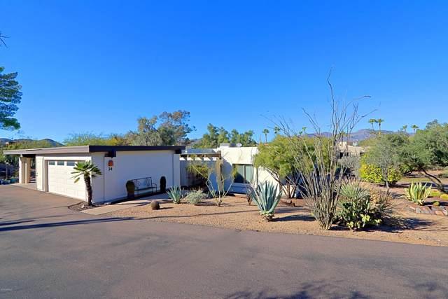 37801 N Cave Creek Road #34, Cave Creek, AZ 85331 (MLS #6013299) :: Brett Tanner Home Selling Team