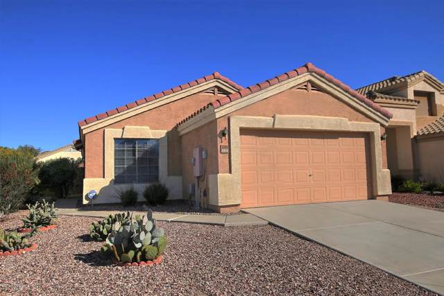 23880 W Antelope Trail, Buckeye, AZ 85326 (MLS #6013306) :: The Kenny Klaus Team