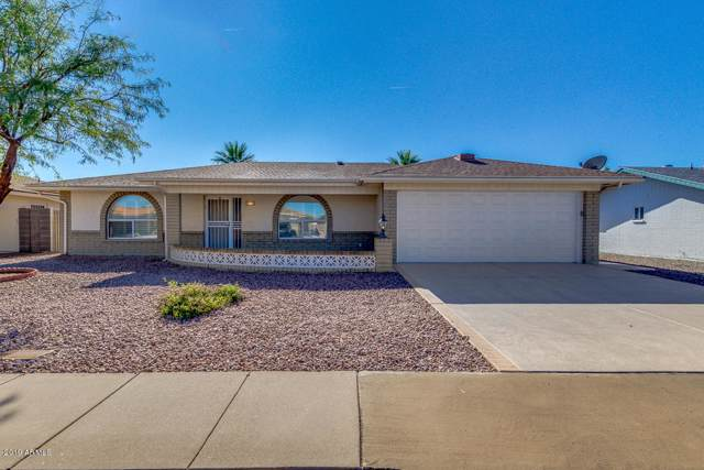8257 E Milagro Avenue, Mesa, AZ 85209 (MLS #6013370) :: Long Realty West Valley