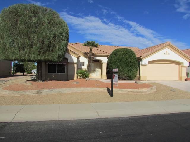 13624 W Wagon Wheel Drive, Sun City West, AZ 85375 (MLS #6013476) :: The Kenny Klaus Team