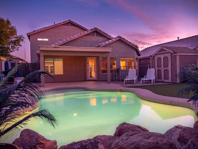 926 E Glenmere Drive, Chandler, AZ 85225 (MLS #6013497) :: The Kenny Klaus Team