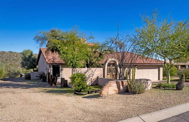 16829 N Sourdough Place, Fountain Hills, AZ 85268 (MLS #6013565) :: The W Group