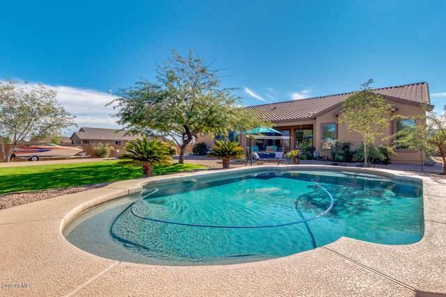 3700 W Roberts Road, Queen Creek, AZ 85142 (MLS #6013790) :: Brett Tanner Home Selling Team