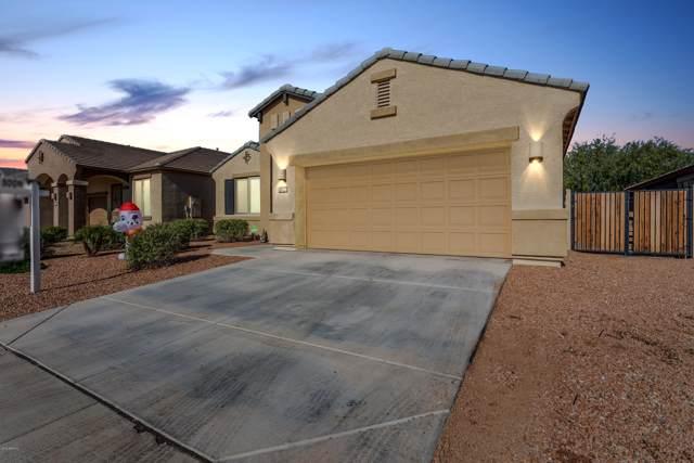43908 W Bailey Drive, Maricopa, AZ 85138 (MLS #6013807) :: Brett Tanner Home Selling Team