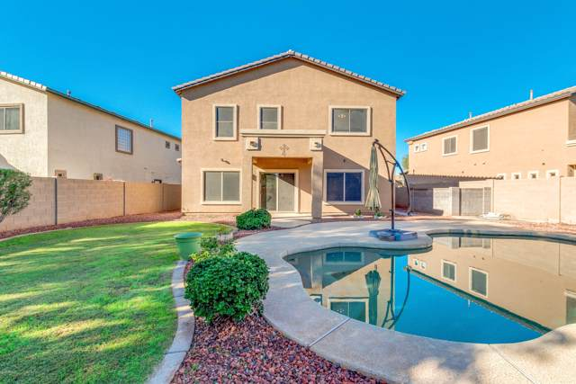 14951 N 137TH Lane, Surprise, AZ 85379 (MLS #6013815) :: The Garcia Group