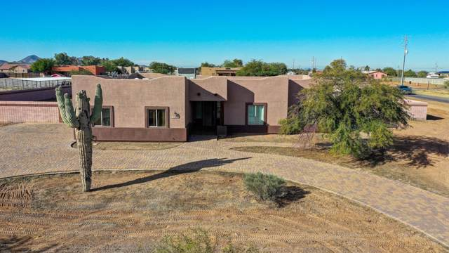 12006 S 207TH Drive, Buckeye, AZ 85326 (MLS #6013920) :: Lucido Agency