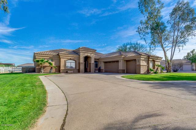 24803 S 194TH Street, Queen Creek, AZ 85142 (MLS #6013998) :: Revelation Real Estate