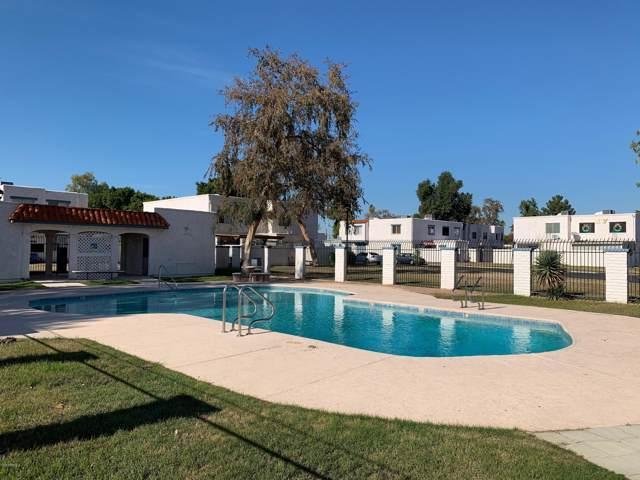 5205 N 42ND Parkway, Phoenix, AZ 85019 (MLS #6014023) :: Brett Tanner Home Selling Team
