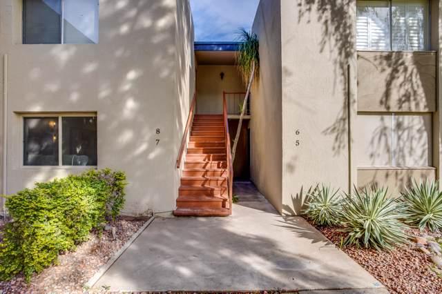 4201 E Camelback Road #7, Phoenix, AZ 85018 (MLS #6014209) :: Brett Tanner Home Selling Team