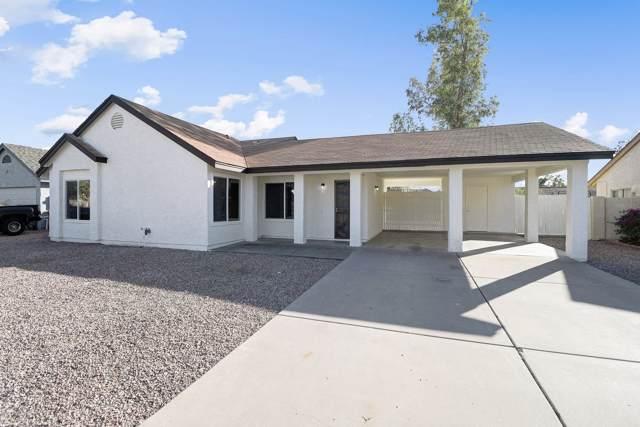 5349 W Voltaire Drive, Glendale, AZ 85304 (MLS #6014428) :: The Kenny Klaus Team