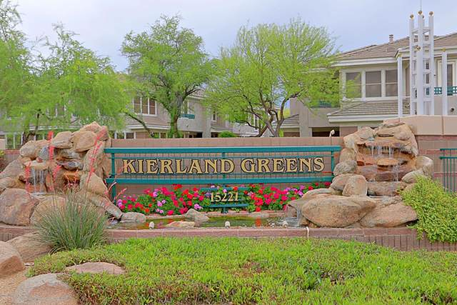 15221 N Clubgate Drive #2029, Scottsdale, AZ 85254 (MLS #6014873) :: The Bill and Cindy Flowers Team