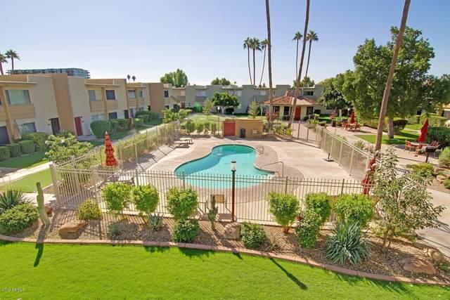 4610 N 68TH Street #422, Scottsdale, AZ 85251 (MLS #6015082) :: Homehelper Consultants