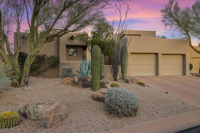 7500 E Boulders Parkway #51, Scottsdale, AZ 85266 (MLS #6015404) :: Revelation Real Estate