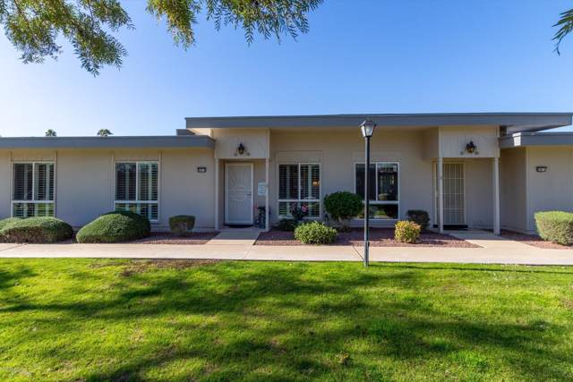 10020 W Royal Oak Road M, Sun City, AZ 85351 (MLS #6015648) :: The Bill and Cindy Flowers Team