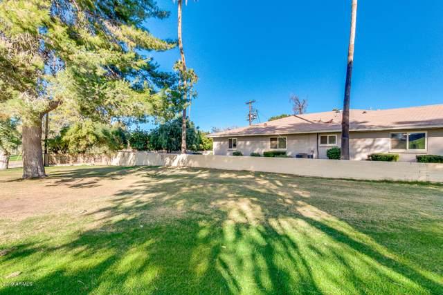524 W Fairway Drive #2, Mesa, AZ 85201 (MLS #6016470) :: Riddle Realty Group - Keller Williams Arizona Realty