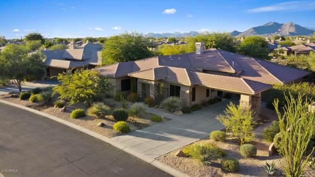 7732 E Pontebella Drive, Scottsdale, AZ 85266 (MLS #6016492) :: The Kenny Klaus Team