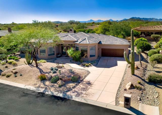 27906 N Lucero Drive, Rio Verde, AZ 85263 (MLS #6016628) :: Long Realty West Valley