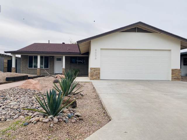 4006 N 18TH Drive, Phoenix, AZ 85015 (MLS #6016680) :: Brett Tanner Home Selling Team