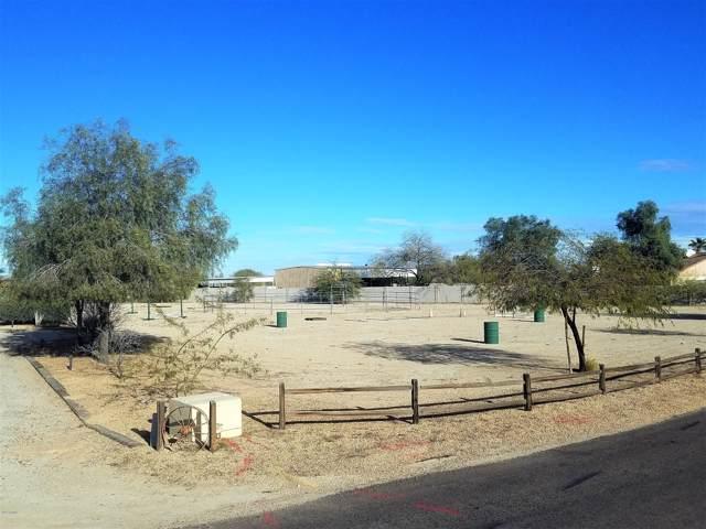 22496 W Meade Lane, Buckeye, AZ 85326 (MLS #6016738) :: Brett Tanner Home Selling Team