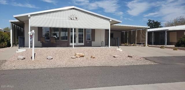902 E Washington Street, Florence, AZ 85132 (MLS #6016854) :: Brett Tanner Home Selling Team