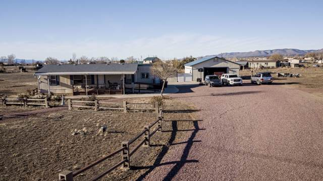 1352 W Brand Iron Road, Paulden, AZ 86334 (MLS #6017450) :: Yost Realty Group at RE/MAX Casa Grande
