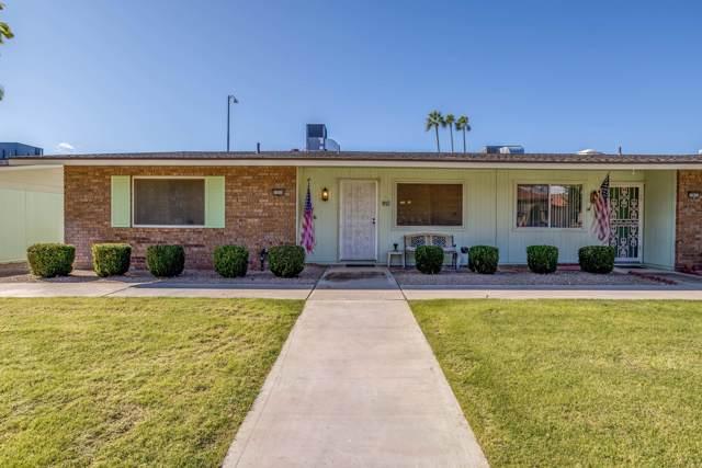 13614 N Silverbell Drive, Sun City, AZ 85351 (MLS #6017820) :: The W Group