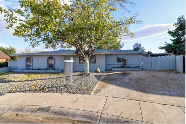 7145 W Keim Drive, Glendale, AZ 85303 (MLS #6018319) :: The Property Partners at eXp Realty