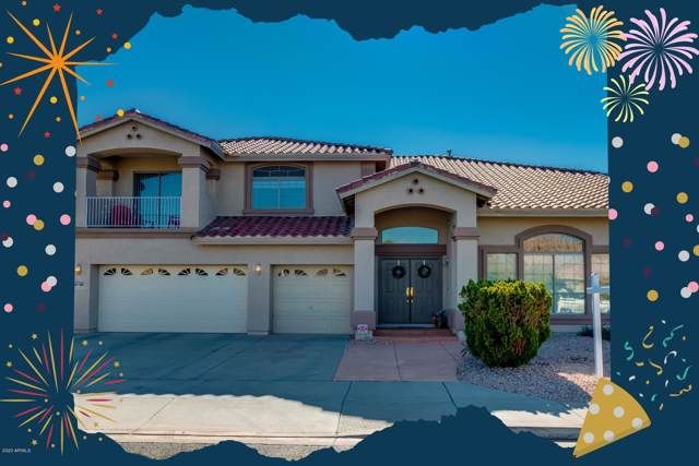 13603 W Medlock Drive, Litchfield Park, AZ 85340 (MLS #6018610) :: The Kenny Klaus Team