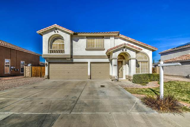 22222 W Solano Drive, Buckeye, AZ 85326 (MLS #6018748) :: Kepple Real Estate Group