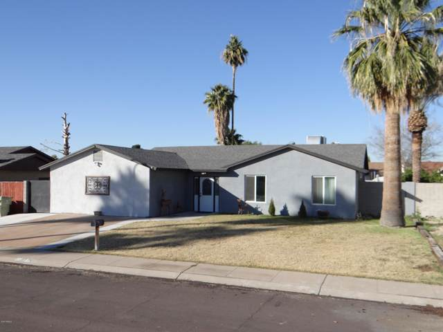 6514 W Purdue Avenue, Glendale, AZ 85302 (MLS #6018944) :: The Laughton Team