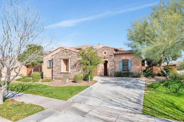 3545 N Hooper Street, Buckeye, AZ 85396 (MLS #6019065) :: The W Group