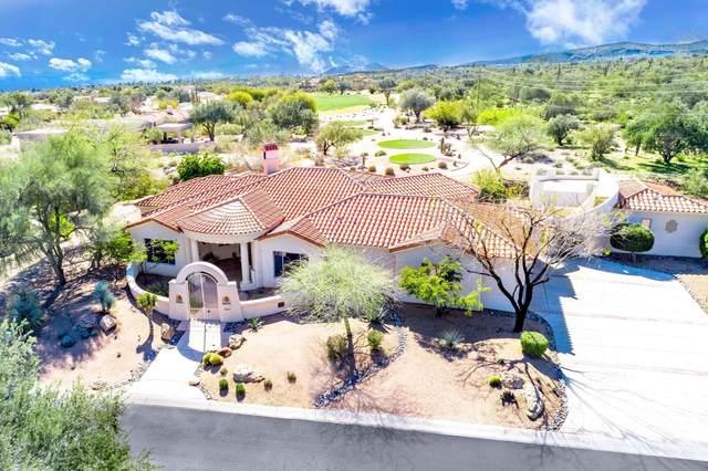 18301 E Tonto Verde Drive, Rio Verde, AZ 85263 (MLS #6019559) :: Riddle Realty Group - Keller Williams Arizona Realty