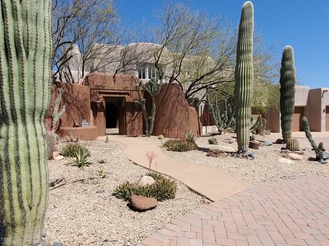 42010 N Fleming Springs Road, Cave Creek, AZ 85331 (MLS #6019944) :: Conway Real Estate