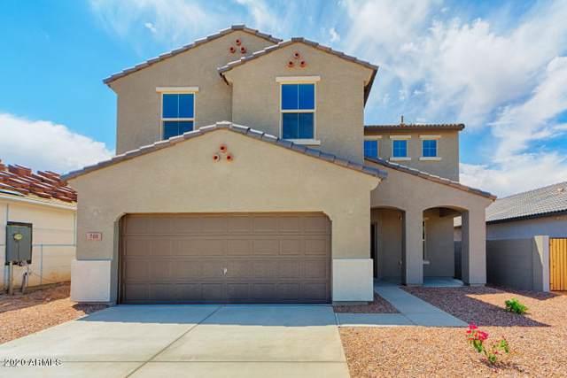 1961 N Lewis Place, Casa Grande, AZ 85122 (MLS #6020085) :: The Kenny Klaus Team