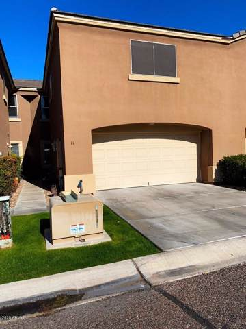 4202 N 21ST Street #11, Phoenix, AZ 85016 (MLS #6020150) :: Riddle Realty Group - Keller Williams Arizona Realty