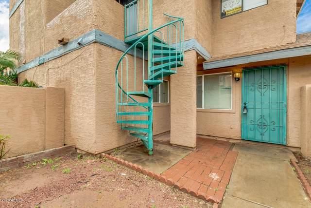 4112 N 69TH Lane #1411, Phoenix, AZ 85033 (MLS #6020261) :: neXGen Real Estate